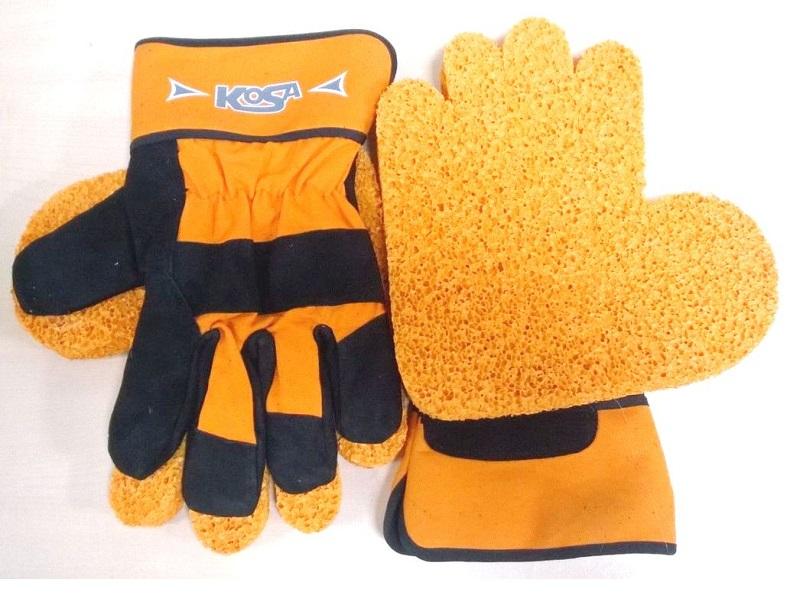 Перчатки вратаря KOSA 401 20mm оранж