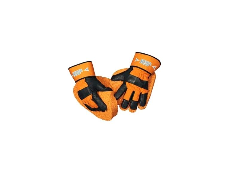 Перчатки вратаря KOSA 601 40mm оранж