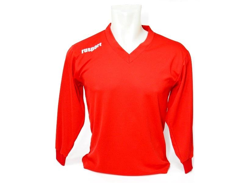 Рубашка игрока Rusport красная