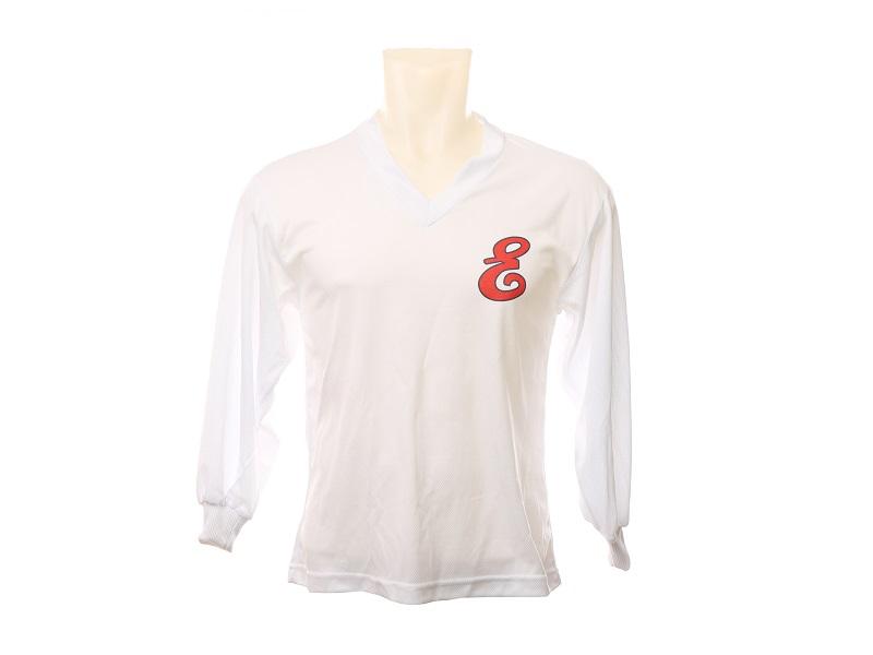 Рубашка тренировочная Е белая