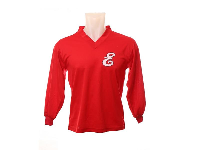 Рубашка тренировочная Е красная