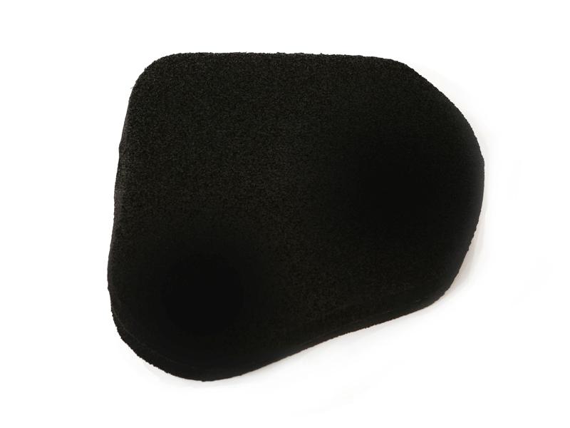 Губка для перчаток врат KOSA  601чер
