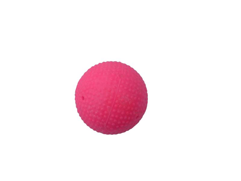 Мяч хок KOSA 63.5mm роз