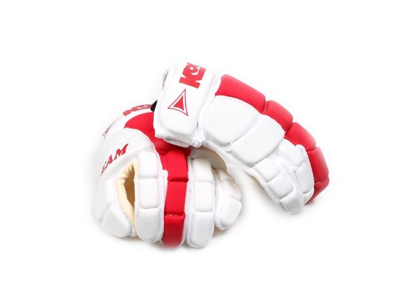 Перчатки игрока KOSA  Team крас