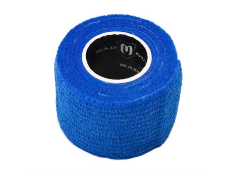 Лента для ручки gauze grip Mad Guy Eco-line син