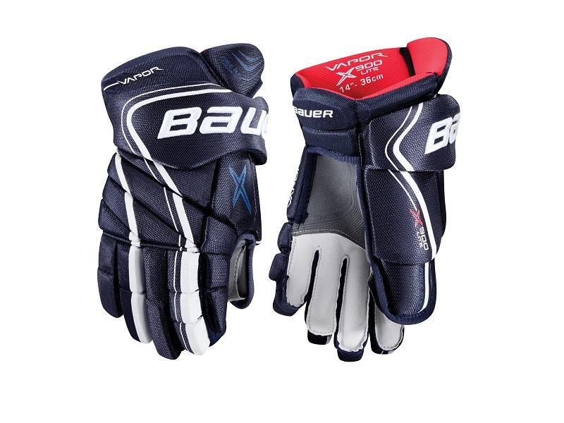 Перчатки игрока BAUER S18 Vapor X900 Lite т.син