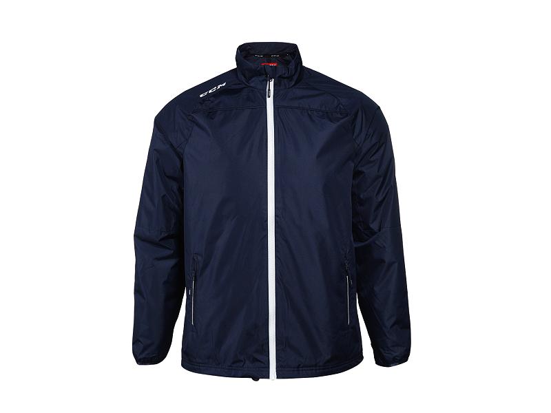 Куртка CCM утепл HD син