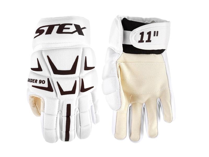 Перчатки игрока STEX Raider 90 бел-чер