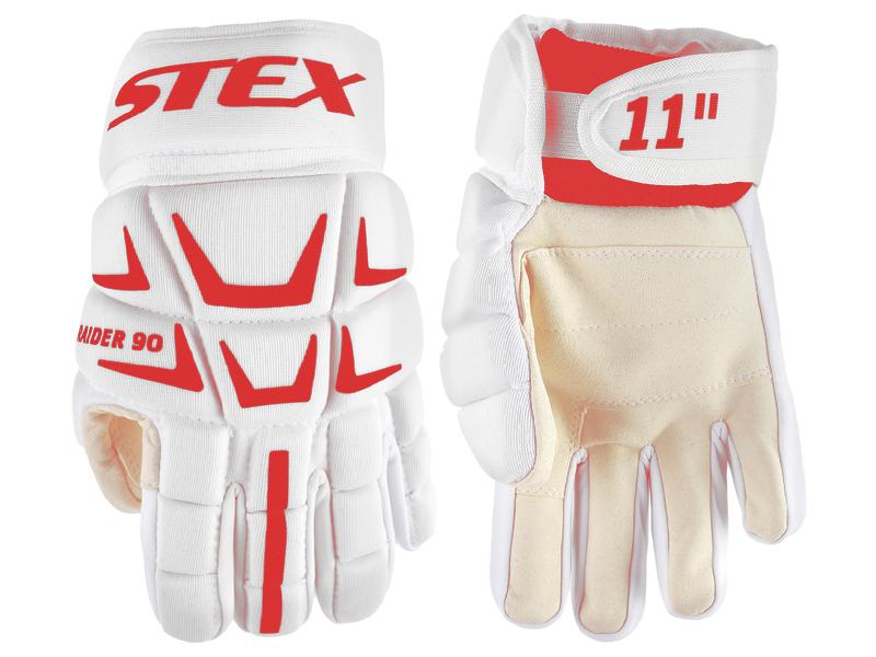 Перчатки игрока STEX Raider 90 бел-крас