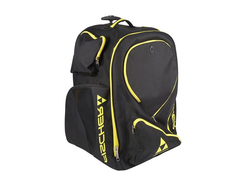 Рюкзак на колесах FISCHER Player BagPack SR чер-желт