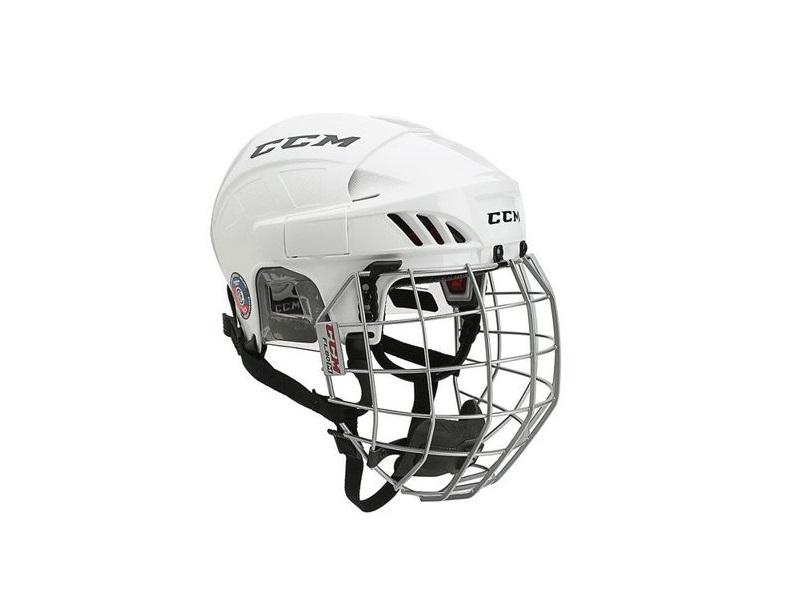 Шлем CCM Fitlite 50 COMBO бел