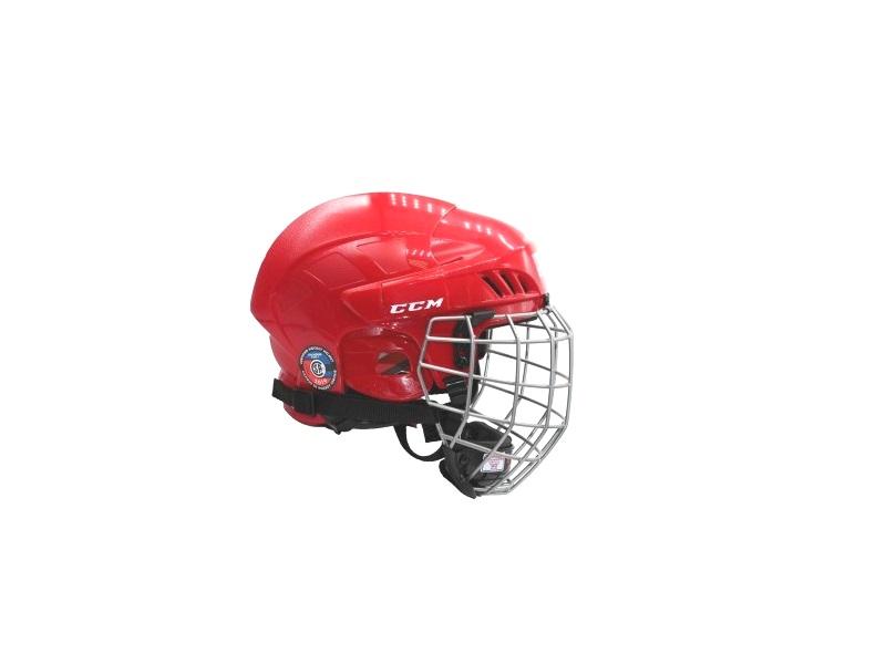 Шлем CCM Fitlite 50 COMBO крас